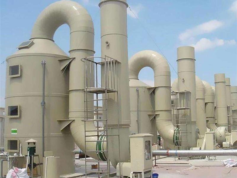 廢氣吸收噴淋塔