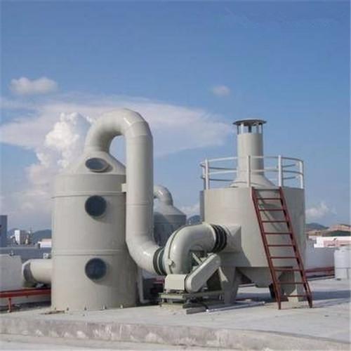 噴淋塔技術規格參數,噴淋塔適用于哪些行業?