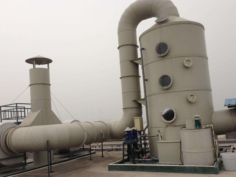 鹽酸酸霧吸收塔